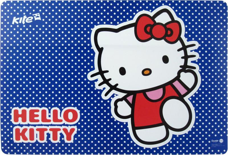 """HK14-207_2K Подложка настольная Hello Kitty - Интернет-магазин """"Рюкзак"""" в Киеве"""