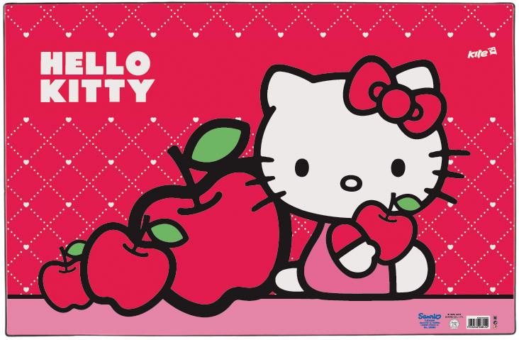 """HK13-212K Подложка настольная Hello Kitty - Интернет-магазин """"Рюкзак"""" в Киеве"""
