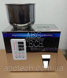 Дозатор ваговий лінійний до 100 грам для сипучих продуктів вибролотковый Лінійний ковшова дозатор AISI-304 NPM-100