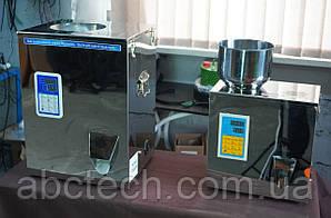 Дозатор ваговий спіральний до 100 грам для сипучих продуктів вибролотковый Лінійний ковшова дозатор AISI-304