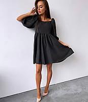 """Сукня жіноча микровельвет розміри: 42-44,46-48 (4кол)""""RUDAYA"""" недорого від прямого постачальника"""