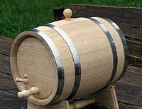 Дубовая бочка для вина на 100 литров (нержавейка)