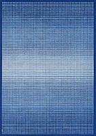 Килим двосторонній Narma Moka 80х250 см Синій, фото 1