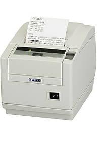Настольный принтер для печати чеков Citizen CT-S601 II Ethernet
