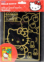 HK14-159K Гравюра Hello Kitty