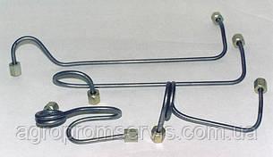 Трубки высокого давления МТЗ  комплект 240-1104300 (4 шт) 7 мм аналог, фото 2