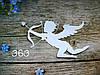 "Вырубка для скрапбукинга ""Ангел № 3"""