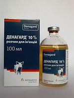 Денагард 10% (тиамулин),100мл- высокоэффективный современный ветеринарный антибиотик (Novartis, Словения)