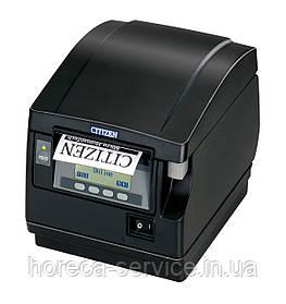 Настольный принтер для печати чеков Citizen CT-S851 RS-232 USB
