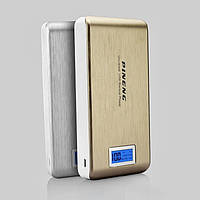 Внешний аккумулятор Pineng Power Bank 15000 mAh PN-929 (Оригинал)