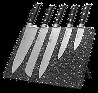 Набор ножей на подставке 5 предметов Krauff 29-250-001