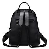 Рюкзак жіночий чорний з зіркою, фото 2