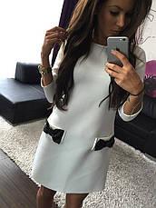 Платье Машенька с бантиками отXS до 3XL, фото 2