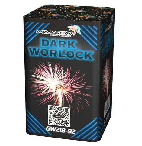 Салют DARK WORLOCK BLUE Калібр 20 \ 9 пострілів GW218-92