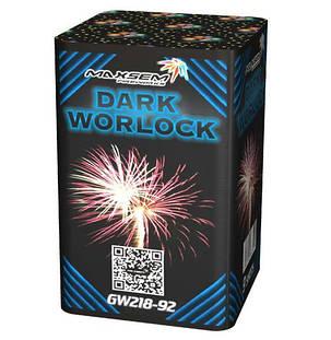 Салют DARK WORLOCK BLUE Калібр 20 \ 9 пострілів GW218-92, фото 2