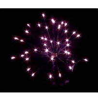 Новогодний салют COLORFULL WORLD Калибр 20 \ 12 выстрелов  GW218-94, фото 2