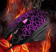 Игровая мышка Gaming Mouse со сменой цветов