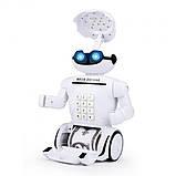 Дитяча іграшка робот скарбничка PIGGY BANK ART-6688-8 з настільної LED-лампою сейф з кодовим замком + Подарунок, фото 6