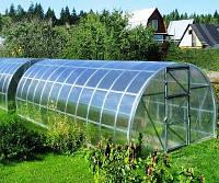 Теплица фермерская из ПВХ 4х6м