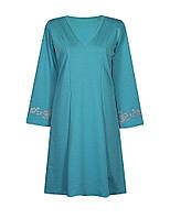 Женское расклешенное платье Аленушка