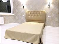 Детская кровать односпальная Madmoiselle с мягким изголовьем односпальная, полуторная  для отеля, гостиницы