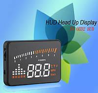 X5 Бортовой компьютер проектор на лобовое стекло HUD OBD2