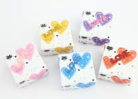 Подарочная коробочка для украшений LOVE 4х4 см