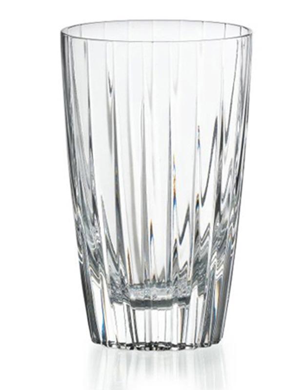 Набор 4 высоких хрустальных стакана Atlantis Crystal FANTASY 270мл 6295ACPHB-1836