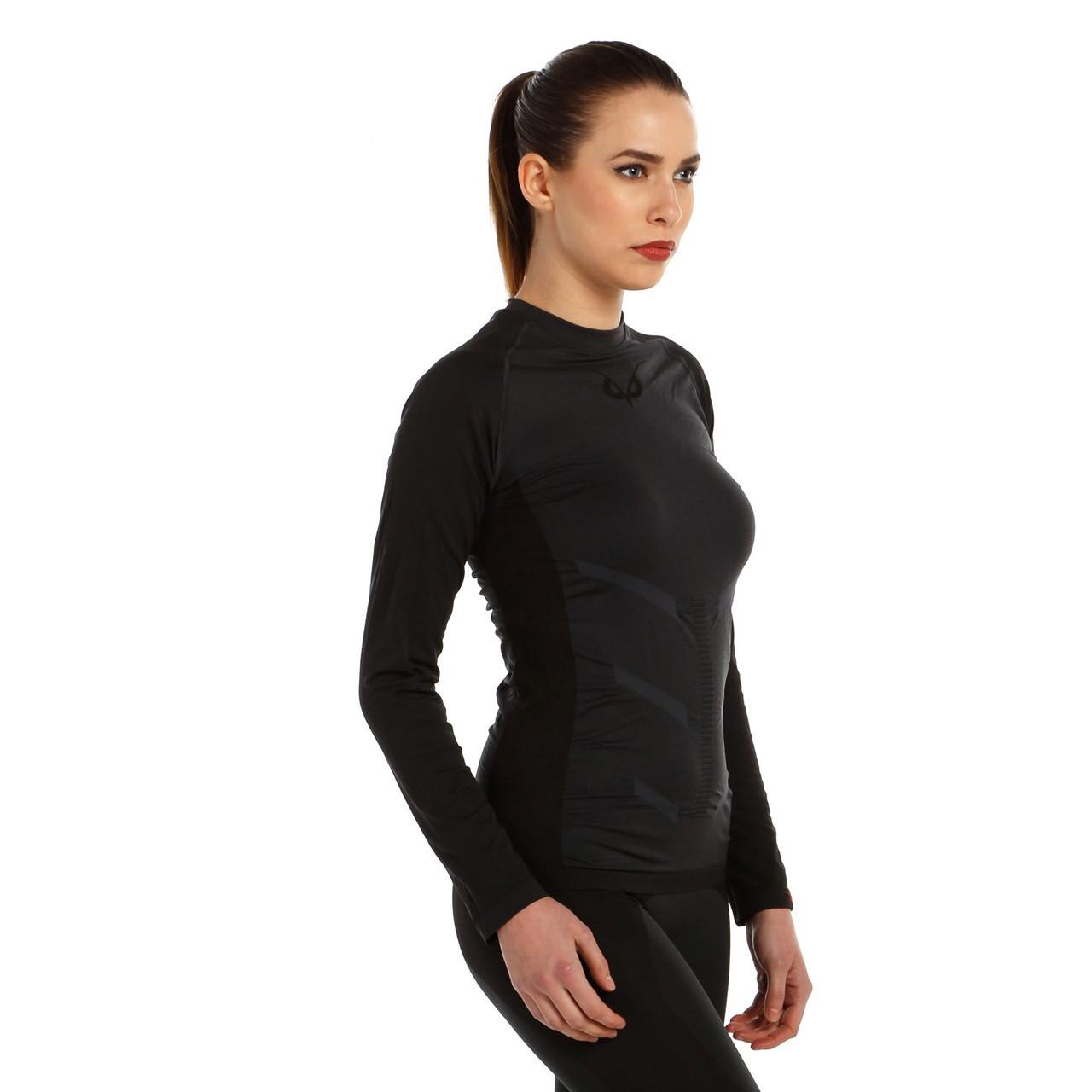 Термокофта женская Puhu Active Motion Thermal, зональное термобелье для женщин