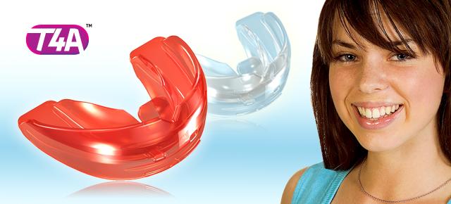 Ортодонтический трейнер для зубов T4А синий Soft (мягкий) NaviStom