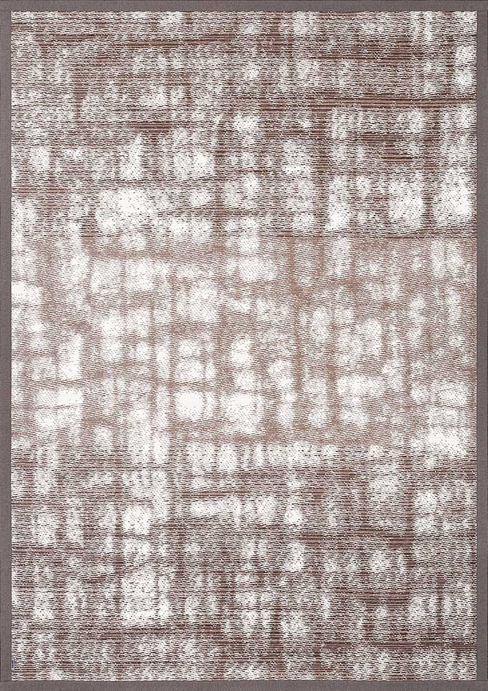 Ковер двухсторонний Narma Virve 100х160 см Темно-бежевый