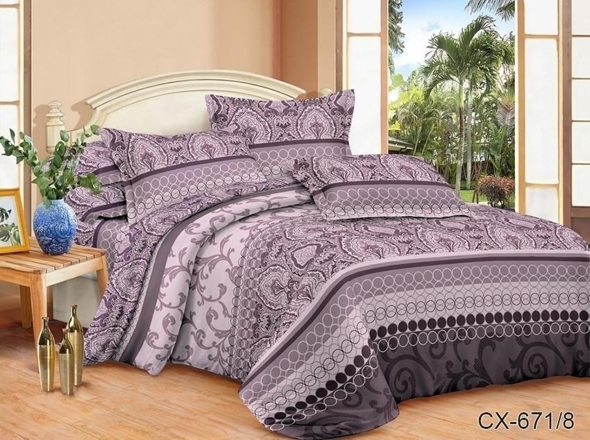 ТМ TAG Комплект постельного белья CX671-8