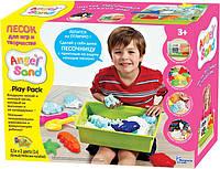 Набор кинетического песка Angel Sand Play Pack Детская площадка 1 л