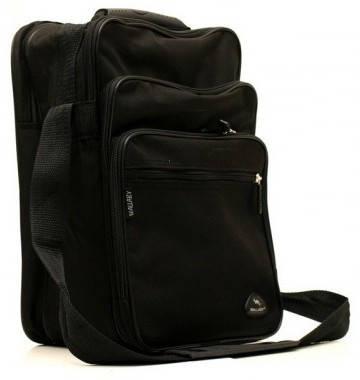 Практичная вместительная сумка мужская из полиэстера Wallaby 2281