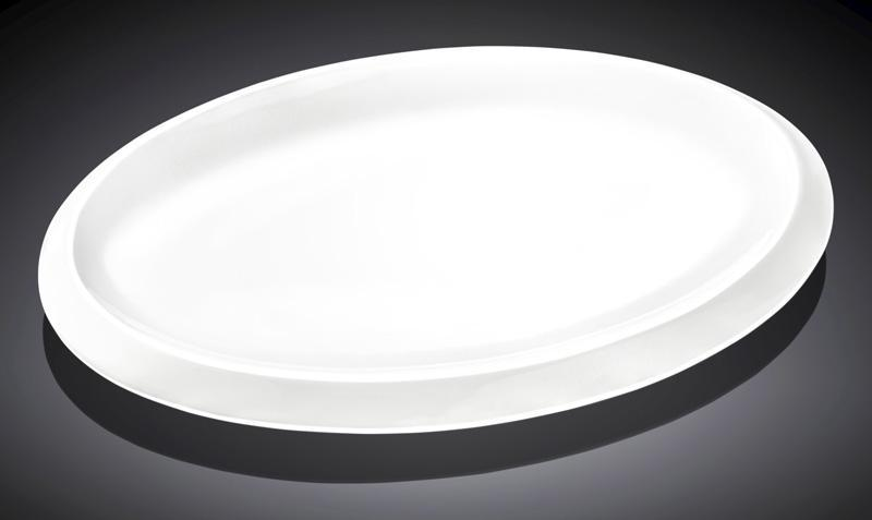 Набір 3 овальних страви Wilmax Teona 30см, фарфор EG-WL-992640