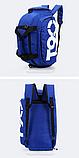 Сумка-рюкзак спортивний яскрава Т90, фото 4