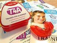 T4А красный Hard (жесткий), Ортодонтический трейнер, фото 1