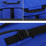 Сумка-рюкзак спортивний яскрава Т90, фото 10
