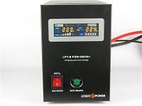 ИБП LogicPower LPY-B-PSW-500VA+ (350Вт) 5A/10A с правильной синусоидой