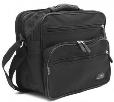 Стильная вместительная сумка мужская из полиэстера Wallaby 2411