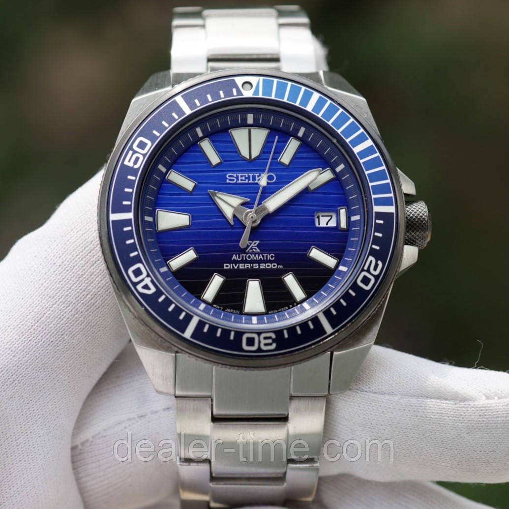 Seiko Prospex Samurai Automatic SRPC93