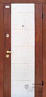 Двери входные ТМ Абвер модель Фемида комбинированный металл 1,5-4мм