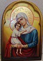 Икона Божьей Матери Взыскание погибших писаная