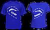 """Парные футболки """"Бони и Клайд"""""""