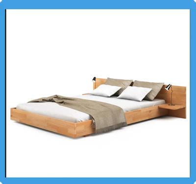 Кровати двухспальные деревянные