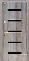 Двери входные ТМ Абвер модель Белиссима с минеральной ватой