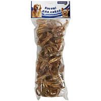 Природа Трахея говяжья рубленная натуральное лакомство для собак, 100г