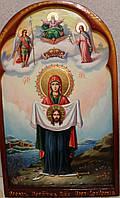 Порт-Артурская икона Божией Матери