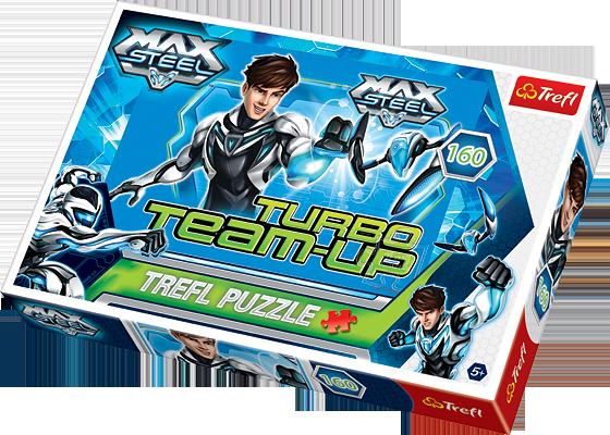 Пазлы TREFL 15240 Max Steel
