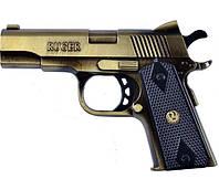 Зажигалка Пистолет №4152-1